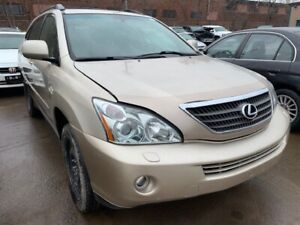 2006 Lexus RX 400h Hybrid just in for sale at Pic N Save!