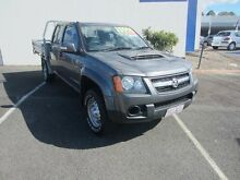2009 Holden Colorado RC MY09 LX Crew Cab Grey 5 Speed Manual Cab Chassis Buderim Maroochydore Area Preview