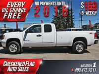 2012 GMC SIERRA 2500HD SLE Extended Cab Long Box 4X4