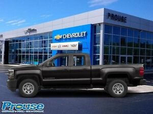 2016 Chevrolet Silverado 1500 LS - Low Mileage
