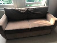 2 Seater Sofa bed - £70 to be collected NW6