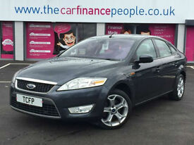 Ford Mondeo 1.8TDCi 2009 MY Sport ***GOOD/BAD CREDIT CAR FINANCE***FROM £25 PW*