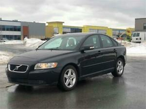 2009 VOLVO S40, AUTOMATIQUE, CUIR, MAGS, TOIT OUVRANT, FULL LOAD