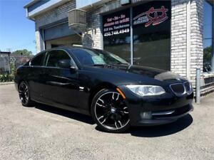 2011 BMW 3 Series 328i xDrive 2DR COUPE CUIR TOIT AWD