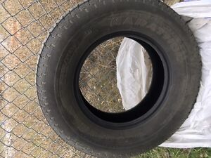 2-- 15 inch-- RV/Trailer Tires