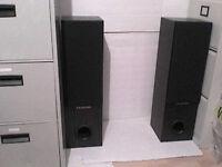 100W KEF Celestion Stereo Speakers