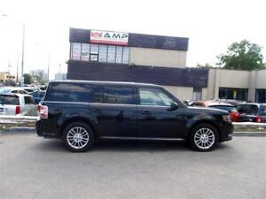 2013 Ford Flex SEL AWD CAMERA 7pass 3.5L Touch Screen Alloys.