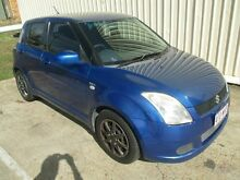 2005 Suzuki Swift RS415 GLX Blue 5 Speed Manual Hatchback Kippa-ring Redcliffe Area Preview
