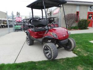 2007 Yamaha Drive Gas Golf Cart- just traded