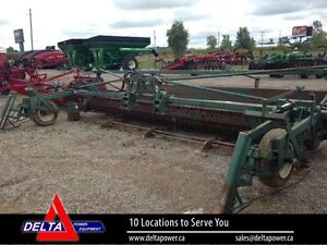 2003 Pickett C8030 One Step Rod Cutter for Beans