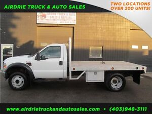 2008 Ford Super Duty F-450 DRW XL DSL