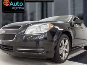 2012 Chevrolet Malibu LT with power seats. Bring a little piece