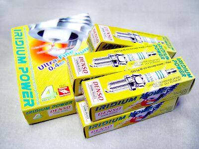 DENSO Iridium Spark Plugs - PN# 5345 IKH22 Extended Heat Range #7 Pack of 6 Denso Spark Plug Heat Range