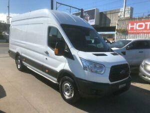 2015 Ford Transit VO 350E White Manual Van Granville Parramatta Area Preview