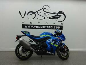2018 Suzuki GSX R1000- Stock #V2612- No Payments for 1 Year**
