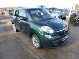 FIAT 500 L - WM63URS - DIRECT FROM INS CO