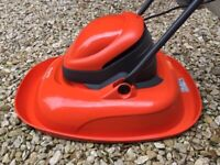Flymo Turbolite 400 Electric Hover Lawnmower - non collect