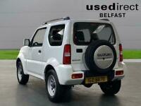 2018 Suzuki Jimny 1.3 Vvt Sz3 3Dr Estate Petrol Manual