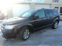 2011 Dodge Journey R/T-AWD-SUNROOF-LEATHER-NAVIGATION