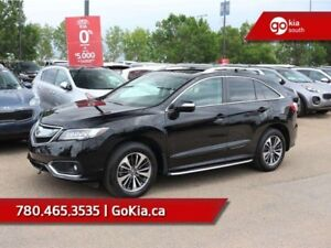 2016 Acura RDX ELITE;SUNROOF, CAR STARTER, ADAPTIVE CRUISE, HEAT