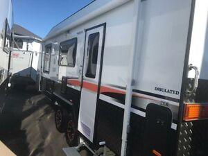 2017 Olympic JAVLIN X8 Caravan Unanderra Wollongong Area Preview