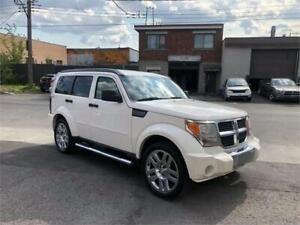 2009 DODGE NITRO- automatic- FULL - 4X4  -CUIR-TOIT-MAGS- 5500$