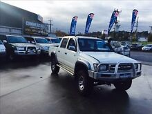 1999 Toyota Hilux LN167R SR5 (4x4) 5 Speed Manual 4x4 Lilydale Yarra Ranges Preview