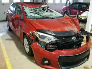 Parting out 2014 Corolla