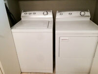 MAYTAG PERFORMA - WASHER + DRYER EXCELLENT CONDITION