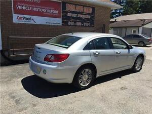 2007 Chrysler Sebring Sdn***AUTO****ONLY 144 KMS****LOADED London Ontario image 2