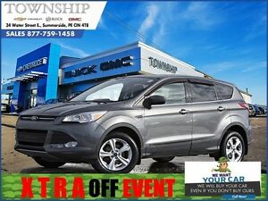 2013 Ford Escape SE - $9/Day - Front Wheel Drive - Automatic