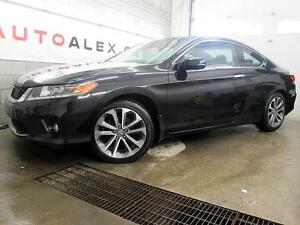 2013 Honda Accord EX-L COUPE NAVIGATION V6 CUIR TOIT MANULLE