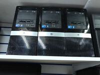 HP Pro 3130 MT Core i3 CPU 550 3.10GHz 4GB 320GB FEW AVAILABLE Win 7 PC