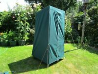 TOILET/CHANGING TENT