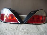 Vauxhall Astra 06 plate rear lights complete