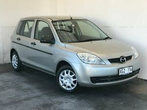 2005 Mazda 2 DY10Y2 Neo Silver 4 Speed Automatic Hatchback Mount Gambier Grant Area Preview