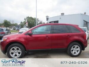 2014 Ford Edge SEL AWD - LTHR/NAV/CAMERA