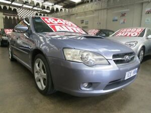 2005 Subaru Liberty MY05 GT 5 Speed Electronic Sportshift Sedan Mordialloc Kingston Area Preview