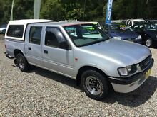2000 Holden Rodeo TFR9 LT 5 Speed Manual Crewcab Jewells Lake Macquarie Area Preview