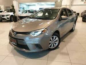 2016 Toyota Corolla LE-AUTO-CAMERA-HEATED SEATS-1 OWNER-ONLY 26K