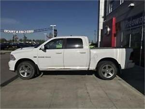 2012 RAM 1500 SPORT CREW CAB JUST REDUCED, PRICED TO SELL