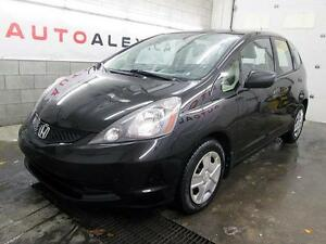 2013 Honda Fit NOIR AUTOMATIQUE A/C 28$/SEM