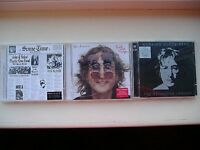 3 JOHN LENNON CDs - Collectors' Items - PRICE REDUCED