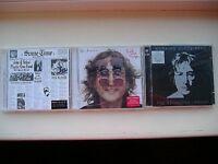 3 JOHN LENNON CDs - Collectors' Items