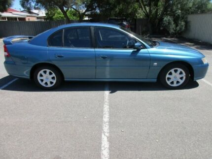 2004 Holden Commodore VY II Silver Anniversary 4 Speed Automatic Sedan