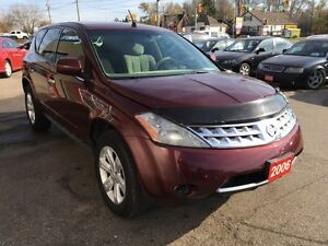 2006 Nissan Murano SE Kitchener / Waterloo Kitchener Area image 3
