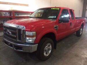 2008 Ford F-250 SUPERDUTY EXT CAB.
