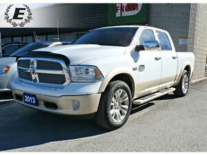 2013 RAM 1500 LONGHORN CREWCAB |DONT PAY FOR 6 MONTHS!!! OAC