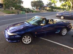 1994 SE XR2 Ford Capri Convertible Carrara Gold Coast City Preview