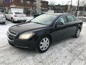 2009 Chevrolet Malibu LS Automatic, Clean CarProof